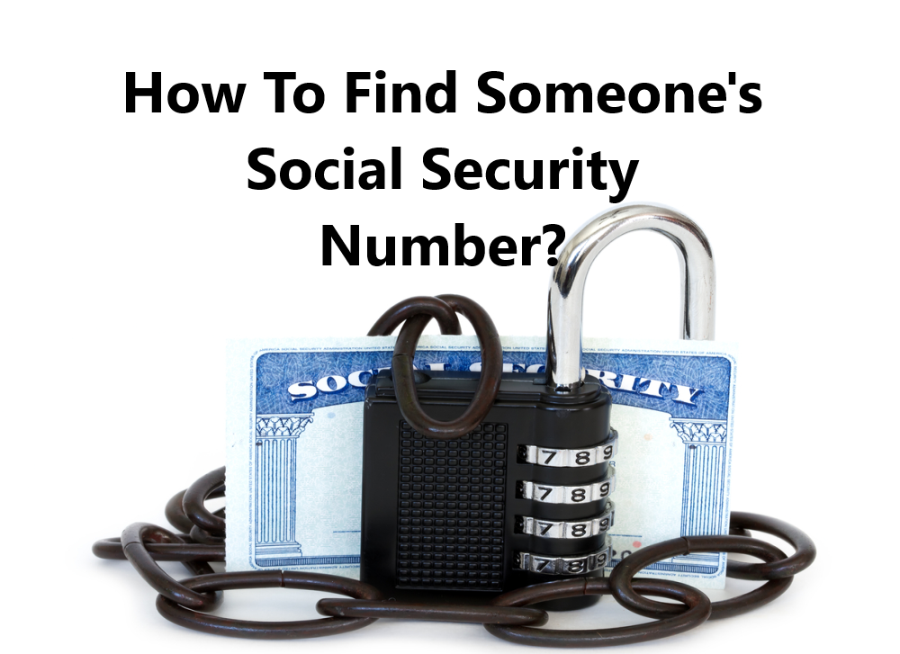 finding people through social security numbers