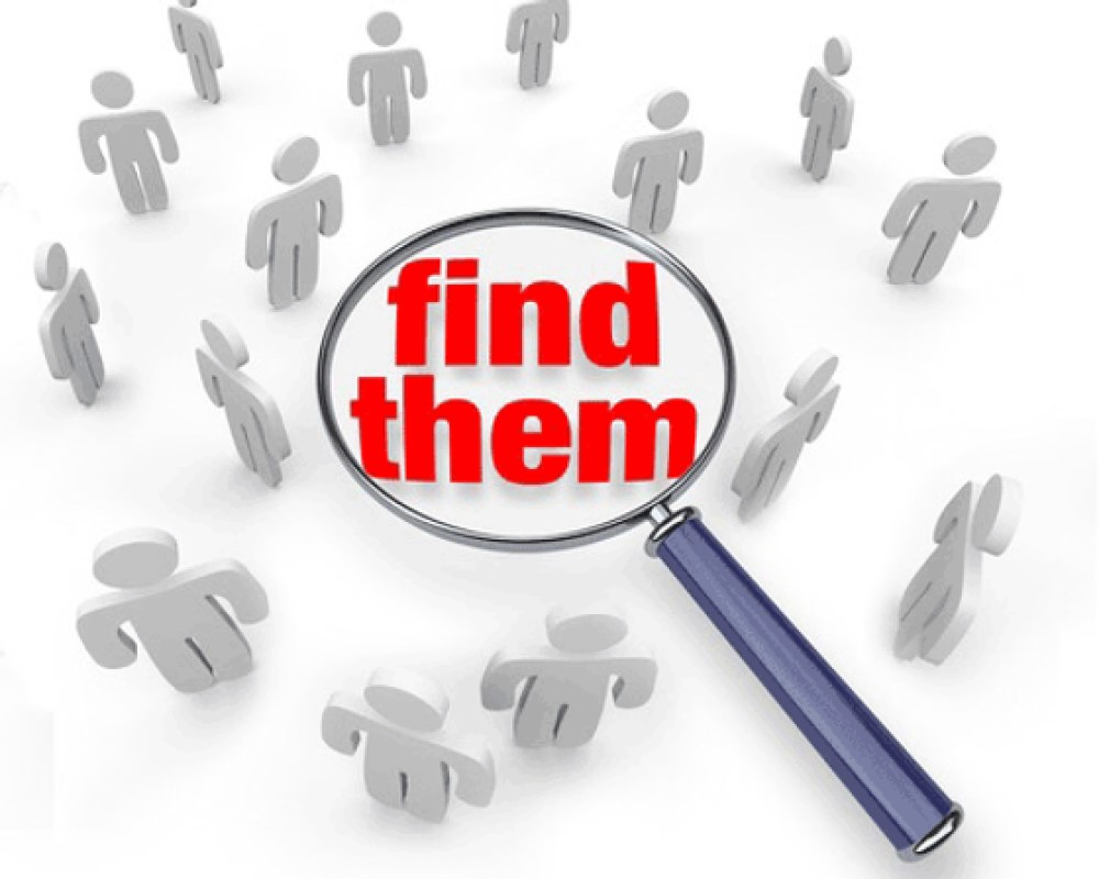 Find Someone's Whereabouts with Online Skip Tracing